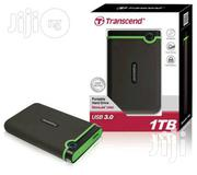 Hard Drive Transcend External Portable 1tb | Computer Hardware for sale in Nairobi, Nairobi Central