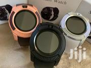 Waterproof V8 Smart Watch Bluetooth SIM Phone Camera for Android/Ios | Watches for sale in Nairobi, Nairobi Central