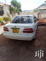 Toyota Corolla 1999 Sedan White | Cars for sale in Mombasa, Changamwe
