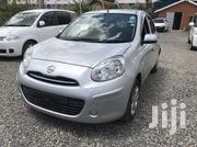 New Nissan March 2012 Silver | Cars for sale in Nairobi, Makina