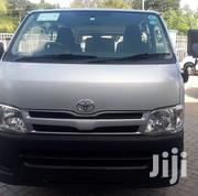 Toyota HiAce 2013 Silver | Cars for sale in Mombasa, Shimanzi/Ganjoni