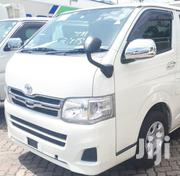 Toyota HiAce 2012 White | Cars for sale in Mombasa, Shimanzi/Ganjoni