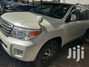 Toyota Land Cruiser 2012 White | Cars for sale in Mombasa, Shimanzi/Ganjoni