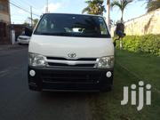 Toyota HiAce 2013 White | Cars for sale in Mombasa, Mji Wa Kale/Makadara