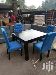 Stylish Modern Quality 4 Seater Dining Table | Furniture for sale in Nairobi, Ngara