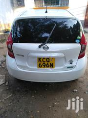 Nissan Note 2012 1.4 White | Cars for sale in Mombasa, Shanzu