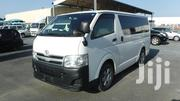 Toyota HiAce 2012 White | Cars for sale in Mombasa, Tudor