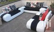 Stylish Modern D-Shaped 5 Seater Sofa Set | Furniture for sale in Nairobi, Ngara