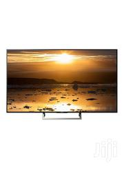 Sony Xbr X750d Series 65 Inches Inclass 4K Smart LED TV | TV & DVD Equipment for sale in Nairobi, Nairobi Central