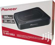 TS-WX130EA Pioneer Car Underseat Active/Amplified Subwoofer 160w | Vehicle Parts & Accessories for sale in Nairobi, Nairobi Central