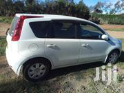 Nissan Note 2012 1.4 White | Cars for sale in Kajiado, Kitengela