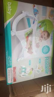 2 In 1 Portable Infant To Toddler Baby Rocker With A Feeding Chair | Toys for sale in Nairobi, Nairobi Central