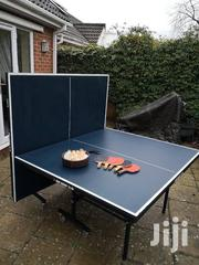 Double Foldable Table Tennis Table Brand New | Sports Equipment for sale in Nairobi, Kawangware