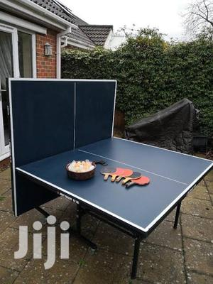 Double Foldable Table Tennis Table Brand New