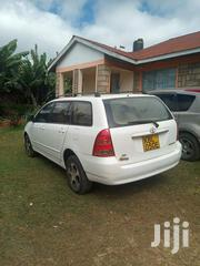Toyota Fielder 2002 White | Cars for sale in Kirinyaga, Kangai
