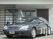 Mercedes-Benz S Class 2002 Blue | Cars for sale in Embu, Ruguru/Ngandori