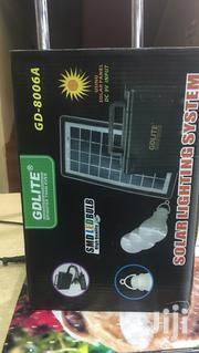 Superb Offers On Gd Light Solar Kits With 3 Bulbs, Charger And Panel | Solar Energy for sale in Nairobi, Nairobi Central