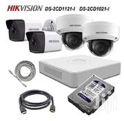 Hikvision 4 Channel CCTV Camera Sale | Cameras, Video Cameras & Accessories for sale in Nairobi, Nairobi Central