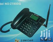 Dual Simcard Desktop Wireless Phone With Fm Radio and Redial   Home Appliances for sale in Nairobi, Nairobi Central