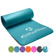 High Quality Fitness Yoga/Pilates Gym Matts | Sports Equipment for sale in Nakuru, Nakuru East