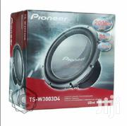 Loud & Powerful Pioneer TS-W3003D4 Champion Series Pro Car Subwoofer | Audio & Music Equipment for sale in Nairobi, Nairobi Central