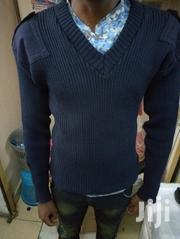 Navy Blue Security Sweater | Clothing for sale in Nairobi, Nairobi Central