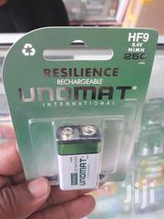 HF9 8.4V Nimh 250mah Unomat Rechargeable Batteries | Photo & Video Cameras for sale in Nairobi, Nairobi Central