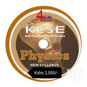 Form 1-4 Revision Audio/Visual Software Program | Classes & Courses for sale in Nairobi, Karen