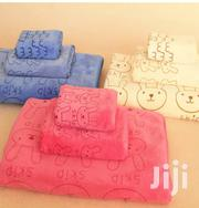 3 Set Microfiber Baby Towels Available In Cream Only | Baby & Child Care for sale in Nairobi, Nairobi Central