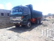 Isuzu Giga V10 2006 Black | Trucks & Trailers for sale in Nyeri, Gatitu/Muruguru