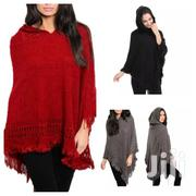 Sweater Hooded Ponchos | Clothing for sale in Nairobi, Nairobi Central