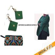 Poncho + Pouch + Earrings Combo | Jewelry for sale in Nairobi, Nairobi Central