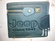 Jeep(Since 1941) Pure Leather Men's Wallet-wholesale Prices   Bags for sale in Nairobi, Nairobi Central