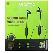 Oraimo Sport Wireless Earphone - Black | Accessories for Mobile Phones & Tablets for sale in Nairobi, Nairobi Central