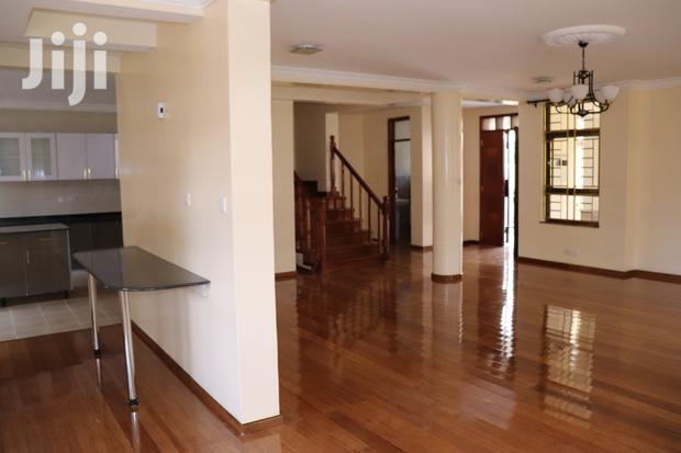 Archive: Magnificent 3BR House in Kileleshwa Close to Kasuku Center