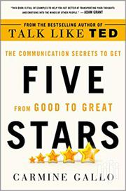 Five Stars: The Communication Secrets To Get From Good To Great | Books & Games for sale in Nairobi, Nairobi Central