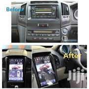 Land Cruiser Tesla Screen Car Radio With Gps Navigation   Vehicle Parts & Accessories for sale in Nairobi, Nairobi Central