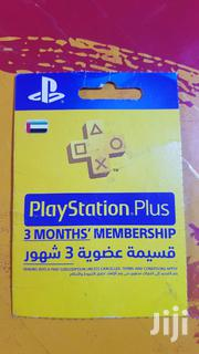 Playstation Plus 3 Months UAE | Video Game Consoles for sale in Nairobi, Nairobi Central
