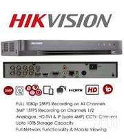 8 Channel Hikvision Turbo HD 1080P 2MP DVR Machine | Cameras, Video Cameras & Accessories for sale in Nairobi, Nairobi Central