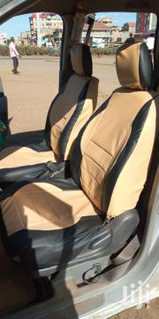 Black/Cream Car Seat Covers | Vehicle Parts & Accessories for sale in Kisumu, Ahero