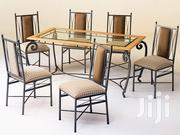 Six Seater Dinning Table | Furniture for sale in Mombasa, Bamburi