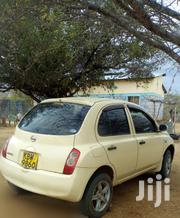Nissan March 2006 Beige | Cars for sale in Kitui, Township