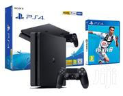 New Sony Playstation 4, 500GB Console With Free Fifa 19 Game | Video Game Consoles for sale in Nairobi, Nairobi Central