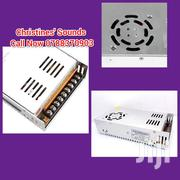 12V 30A POWER SUPPLY, ALUMINIUM ENCLOSED, DUAL OUTPUT, COOLING FAN   Home Appliances for sale in Nairobi, Nairobi Central