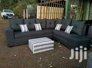 L-seat Sofa Available | Furniture for sale in Kiambu, Hospital (Thika)