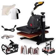 """8IN1 Swing Away 12 X 15"""" Heat Press Transfer Sublimation Machine"""" 