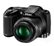 Nikon Coolpix L340 20.2 Megapixel Point and Shoot Camera Black | Cameras, Video Cameras & Accessories for sale in Nairobi, Nairobi Central