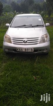 Toyota IST 2006 Gray | Cars for sale in Kericho, Litein