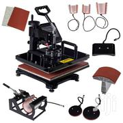 Combo Heat Press Machine Sublimation Transfer 8 In 1 | Printing Equipment for sale in Nairobi, Nairobi Central