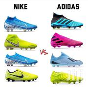 NIKE vs Adidas Soccer Boots. Astro Turf Trainers Also Available | Shoes for sale in Nairobi, Kileleshwa